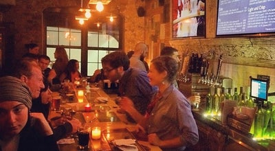 Photo of Restaurant The Brew Inn at 924 Manhattan Ave, Brooklyn, NY 11222, United States