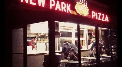 Photo of Italian Restaurant New Park Pizzeria at 15671 Crossbay Blvd, Howard Beach, NY 11414, United States