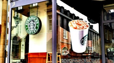 Photo of Coffee Shop Starbucks at Mittelstraße 9, Düsseldorf 40213, Germany