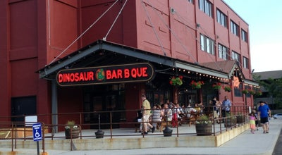 Photo of American Restaurant Dinosaur Bar-B-Cue at 845 Canal St, Stamford, CT 06902, United States