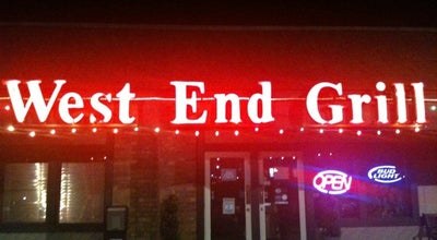 Photo of American Restaurant West End Grill at 6610 Old Madison Pike Nw, Huntsville, AL 35806, United States