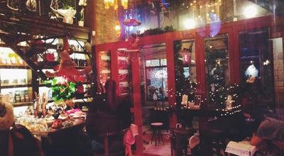 Photo of Cafe Noir Pit Coffee at Mesrutiyet Cad No:109/a Asmalımescit, Beyoglu, Istanbul, Turkey