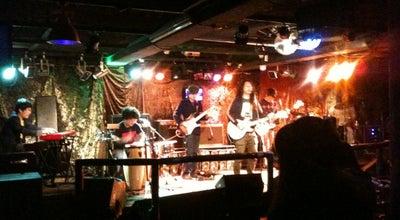 Photo of Rock Club 클럽 프리버드 (Club Freebird) at 마포구 와우산로21길 31-10, 서울특별시 121-893, South Korea