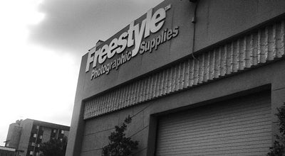 Photo of Other Venue Freestyle Photographic Supplies at 5124 W Sunset Blvd, Los Angeles, CA 90027