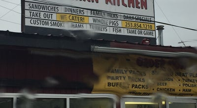 Photo of American Restaurant Cave Man Kitchens at 807 W Valley Hwy, Kent, WA 98032, United States