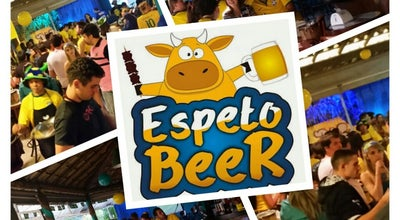 Photo of Restaurant Espeto Beer at Avenida Fleming, 480 - Ouro Preto, Belo Horizonte 31310-490, Brazil