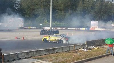 Photo of Racetrack M-Max Drift Songka at Bo Yang, Thailand
