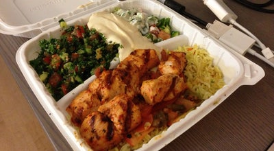 Photo of Mediterranean Restaurant Oasis Grill at 91 Drumm St, San Francisco, CA 94111, United States