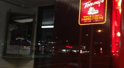 Photo of Burger Joint Original Tommy's at 1627 Fullerton Rd, Rowland Heights, CA 91748, United States