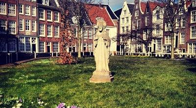 Photo of Historic Site Begijnhof at Gedempte Begijnensloot, Amsterdam 1012 RM, Netherlands
