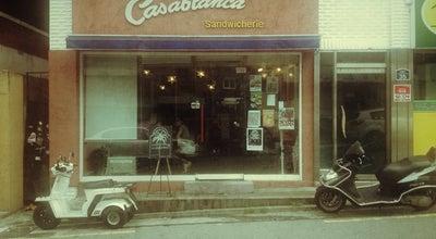 Photo of Moroccan Restaurant Casablanca Sandwicherie at 용산구 신흥로 33, Seoul 04338, South Korea