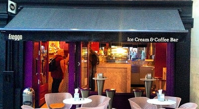 Photo of Cafe Freggo at 27-29 Swallow Street, London W1B 4DW, United Kingdom