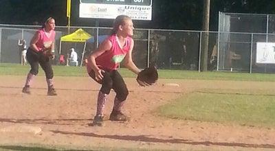 Photo of Baseball Field Bayou View Baseball Fields at 4300 Hewes Ave, Gulfport, MS 39507, United States