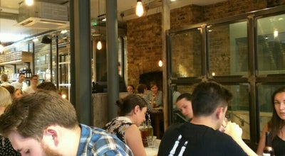 Photo of Italian Restaurant Franco Manca at 39 Maiden Lane, London WC2E 7LJ, United Kingdom