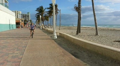 Photo of Beach Hollywood Broadwalk & Taylor St at 500 S Surf Rd, Hollywood, FL 33019, United States