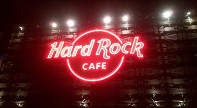 Photo of American Restaurant Hard Rock Cafe at Calle 5 Sur No. 42-51, Medellin 05001000, Colombia