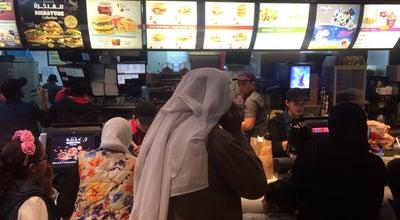 Photo of Burger Joint ماكدونالدز بيان at Kuwait