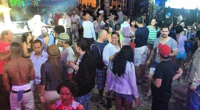 Photo of Nightclub Bambu Bar at Cabarete Beach, Cabarete, Dominican Republic