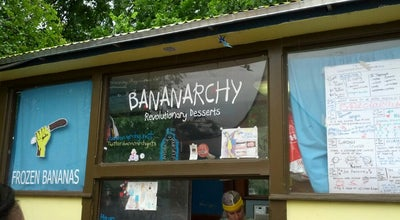 Photo of Food Truck Bananarchy at 603 W. Live Oak (south First St.), Austin, TX 78704, United States