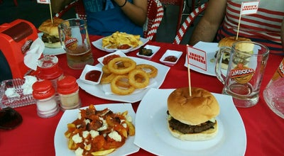 Photo of American Restaurant Ernie's Burgers at Mithona St, Sihanoukville 18000, Cambodia