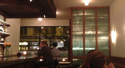 Photo of Italian Restaurant I Sodi at 105 Christopher St, New York, NY 10014, United States