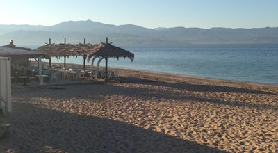 Photo of Beach Plage Trottel at Ajaccio, France