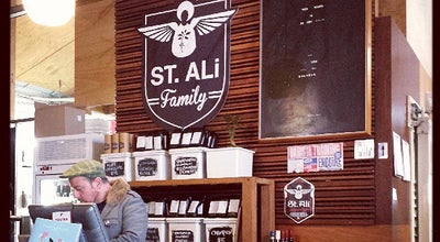 Photo of Cafe St. Ali at 18 Yarra Pl, South Melbourne, VI 3205, Australia