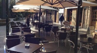 Photo of Spanish Restaurant Zibbibo lounge bar at Plaza Sarriegi, 8, San Sebastian - Donostia 20003, Spain