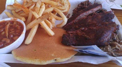 Photo of BBQ Joint Hardwood Smokehouse at 5400 Sw College Rd, Ocala, FL 34474, United States