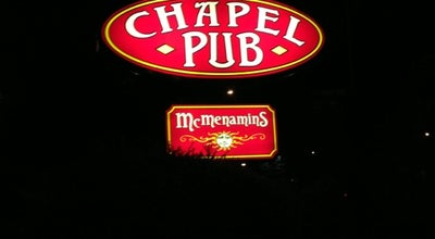 Photo of Bar McMenamins Chapel Pub at 430 N Killingsworth St, Portland, OR 97217, United States