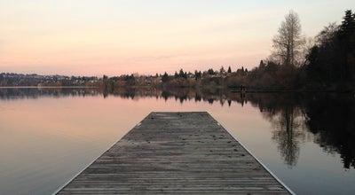 Photo of Lake Greenlake Docks at 5900 W Green Lake Way N, Seattle, WA 98103, United States