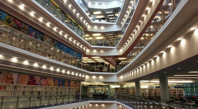 Photo of Library Perbadanan Perpustakaan Awam Selangor (PPAS) at Jalan Kelab Golf 13/6, Shah Alam 40100, Malaysia