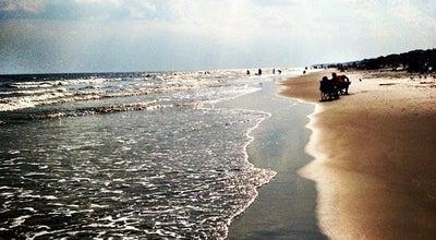 Photo of Beach Hilton Head Beach at Hilton Head Island, SC, United States