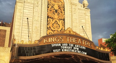 Photo of Performing Arts Venue Kings Theater at 1027 Flatbush Ave, Brooklyn, NY 11226, United States