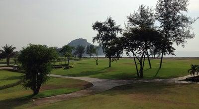 Photo of Golf Course Royal Amy Golf Club at Hua Hin, Thailand