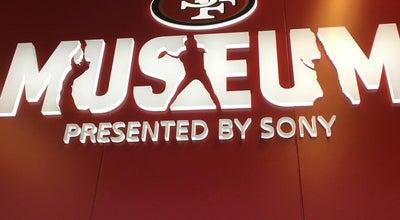 Photo of Tourist Attraction 49ers Museum at 4900 Marie P Debartolo Way, Santa Clara, CA 95054, United States