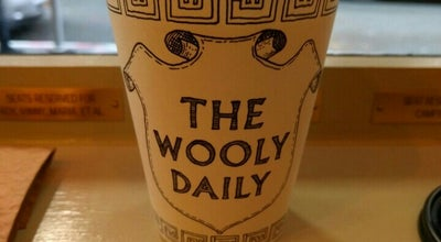 Photo of Coffee Shop The Wooly Daily at 11 Barclay St, New York, NY 10007, United States