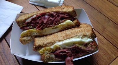 Photo of Cafe Café Me at 500 Washington St, San Francisco, CA 94111, United States