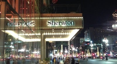 Photo of Hotel Sheraton New Orleans Hotel at 500 Canal St, New Orleans, LA 70130, United States