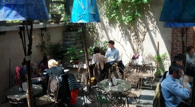 Photo of Italian Restaurant La Lanterna de Vittorio at 129 Macdougal St, New York, NY 10012, United States
