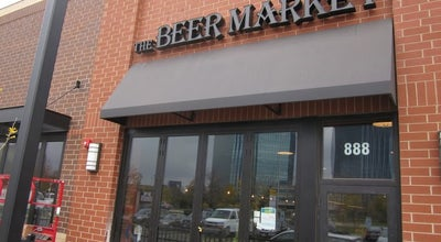 Photo of American Restaurant The Beer Market at 888 N Meacham Rd, Schaumburg, IL 60173, United States