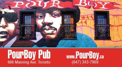 Photo of Pub Pour Boy Pub at 666 Manning Ave, Toronto M6G 2W4, Canada