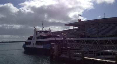 Photo of Pier Pier 1 Ferry Terminal at Downtown Ferry Terminal, Auckland, New Zealand