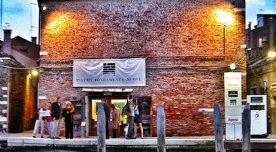Photo of Theater Teatro Fondamenta Nuove at Cannaregio 5013, Venice, Italy