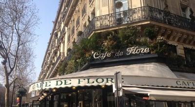 Photo of Nightclub Café de Flore at 172 Boulevard Saint Germain, Paris 75006, France