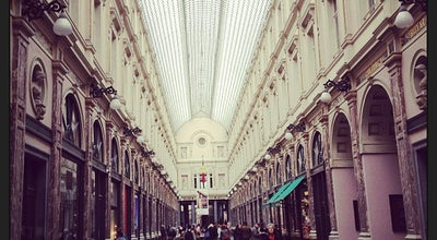 Photo of Mall Galeries Royales Saint-Hubert / Koninklijke Sint-Hubertusgalerijen at Koninklijke Sint-hubertusgalerijen / Galeries Royales Saint-hubert, Brussels 1000, Belgium