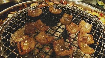 Photo of BBQ Joint 마포갈매기 (역곡남부점) at 소사구 부광로8번길 23, 부천시, South Korea