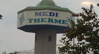 Photo of Spa Medi Therme Ruhrpark at Kohlleppelsweg 45, Bochum 44791, Germany