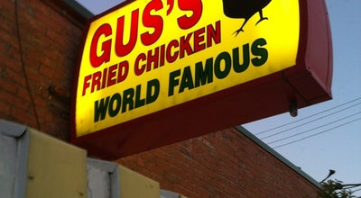 Photo of Fried Chicken Joint Gus's Fried Chicken at 300 President Clinton Ave, Little Rock, AR 72201, United States