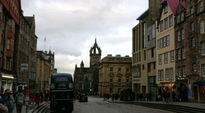 Photo of Historic Site Edinburgh Old Town at Edinburgh EH1, United Kingdom